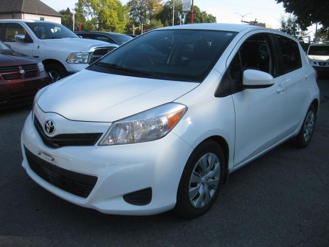 2012 Toyota Yaris LE 4cyl Auto Hatchback AC Cruise PL PM PW