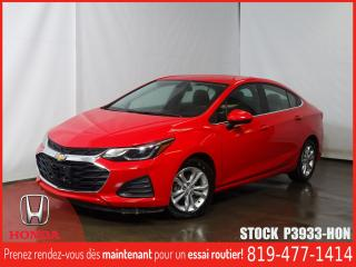 Used 2019 Chevrolet Cruze LT+A/C+CRUISE CTRL+SIÈGECHAUFF+++ for sale in Drummondville, QC