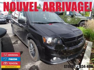 Used 2018 Dodge Grand Caravan GT+MAGS+CUIRS+BIEN ÉQUIPÉ+A/C+++ for sale in Drummondville, QC