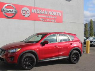 Used 2016 Mazda CX-5 Touring/AWD/ONE OWNER/SUNROOF/NAV for sale in Edmonton, AB