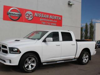 Used 2015 RAM 1500 Sport/4X4/CREW CAB/ONE OWNER for sale in Edmonton, AB
