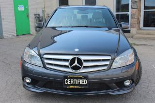 Used 2010 Mercedes-Benz C-Class C 300 4MATIC for sale in Mississauga, ON