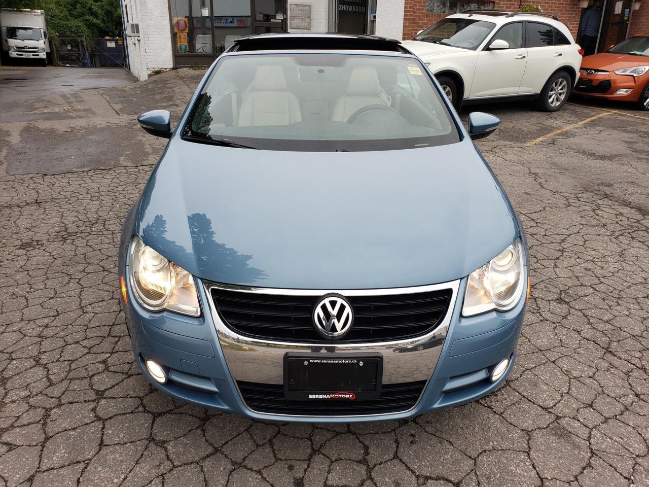 2010 Volkswagen Eos