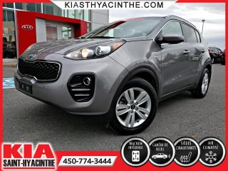 Used 2019 Kia Sportage ** EN ATTENTE D'APPROBATION ** for sale in St-Hyacinthe, QC
