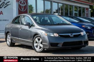 Used 2011 Honda Civic SE PKG TOIT-MAGS for sale in Pointe-Claire, QC