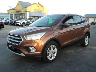 Used 2017 Ford Escape SE  1.5L Ecoboost BackUpCam HeatedSeats for sale in Brantford, ON
