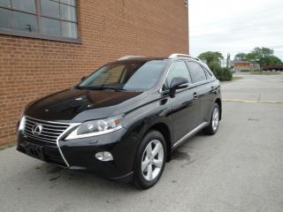 Used 2013 Lexus RX 350 LEATHER /SUNROOF /BLUETOOTH for sale in Oakville, ON