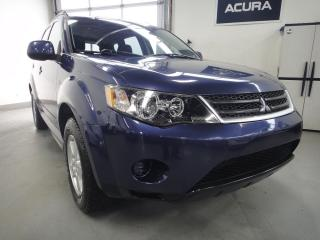 Used 2009 Mitsubishi Outlander ES,MODEL,MINT CONDITION,LOW KM.4X4 for sale in North York, ON