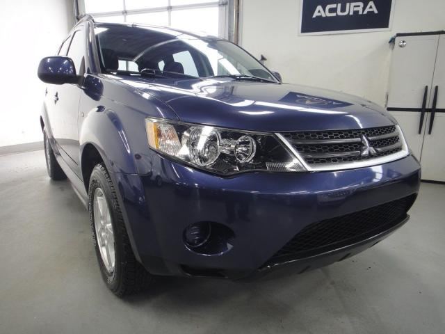 2009 Mitsubishi Outlander ES,MODEL,MINT CONDITION,LOW KM.4X4
