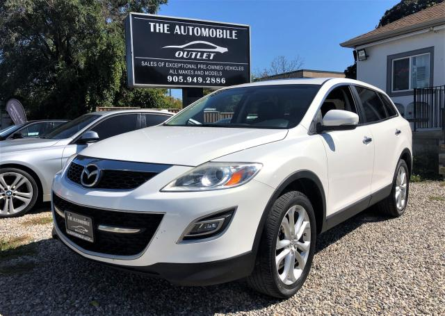 2012 Mazda CX-9 GT AWD 7 PASSENGERS BACK-UP CAM NO ACCIDENT