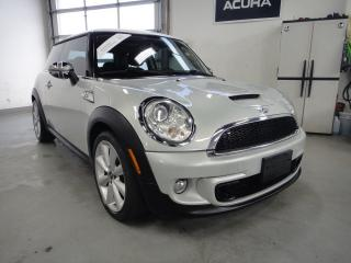 Used 2011 MINI Cooper S MODEL,NO ACCIDENT,LOW KM for sale in North York, ON