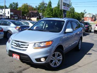 Used 2010 Hyundai Santa Fe Limited,LOADED,AWD,TINTED,BLUETOOTH,SUNROOF, for sale in Kitchener, ON