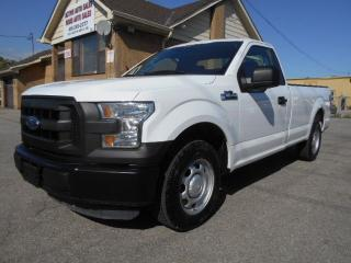 Used 2015 Ford F-150 XL Regular Cab 8Ft Box 3.5L V6 Certified 123,000Km for sale in Rexdale, ON