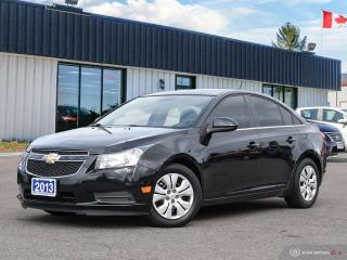 Used 2013 Chevrolet Cruze LT Turbo,REMOTE START,B.TOOTH,USB for sale in Barrie, ON