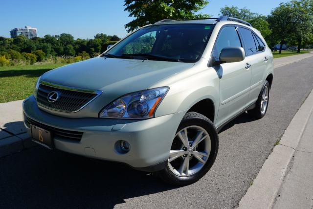 2008 Lexus RX 400h IMMACULATE / HYBRID / NO ACCIDENTS / LOCALLY OWNED