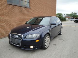 Used 2006 Audi A3 S-Line for sale in Oakville, ON