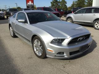 Used 2014 Ford Mustang V6 Premium | Coupe | Heated Seats for sale in Harriston, ON