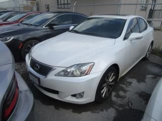 Used 2010 Lexus IS 250 Base for sale in Toronto, ON