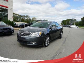 Used 2013 Buick Verano Turbo - Luxury Sedan - Low KM!! Special Edition for sale in Bridgewater, NS