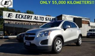 Used 2015 Chevrolet Trax LS WITH ONLY 55,000 KILOMETERS!! for sale in Barrie, ON