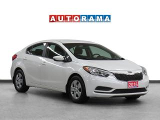 Used 2016 Kia Forte LX Bluetooth for sale in Toronto, ON