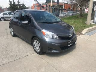 Used 2014 Toyota Yaris LE,$9288,SAFETY+3YEARS WARRANTY INCLUDED for sale in Toronto, ON