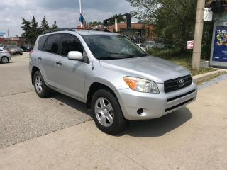Used 2008 Toyota RAV4 AWD,ONLY 118KM,SAFETY+3YEARS WARRANTY INCLU for sale in Toronto, ON