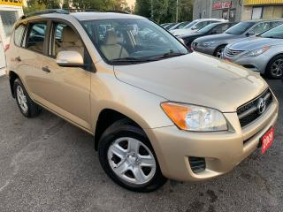 Used 2009 Toyota RAV4 4WD/ AUTO/ POWER GROUP/ ROOF RACK/ AUX! for sale in Scarborough, ON