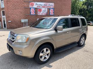 Used 2011 Honda Pilot AWD/8 SEATS/ONE OWNER/NO ACCIDENT/SAFETY INCLUDED for sale in Cambridge, ON