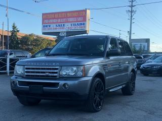 Used 2008 Land Rover Range Rover Sport Limited Edition for sale in Toronto, ON