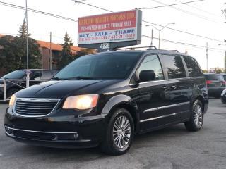 Used 2014 Chrysler Town & Country TOURING for sale in Toronto, ON