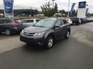 Used 2014 Toyota RAV4 LE for sale in Duncan, BC