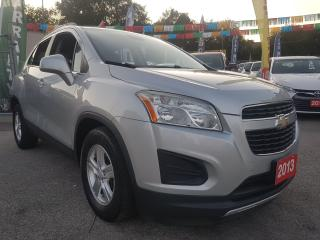 Used 2013 Chevrolet Trax LT- MINT - ONLY 78K - BLUETOOTH -POWER-AUX-ALLOYS for sale in Scarborough, ON
