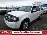Photo of White 2011 Ford Expedition