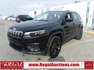 Used 2019 Jeep Cherokee Sport 4D Utility 4WD 2.4L for sale in Calgary, AB