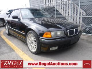 Used 1999 BMW 3 Series 328IC 2D Convertible for sale in Calgary, AB