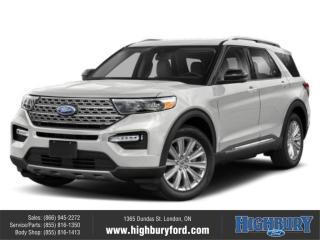 New 2020 Ford Explorer LIMITED for sale in London, ON