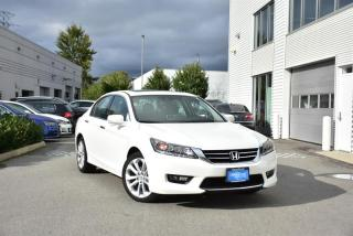Used 2014 Honda Accord Sedan V6 Touring at for sale in Burnaby, BC
