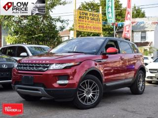 Used 2015 Land Rover Evoque Pure+AllPower*Navi*Camera*MeridianSound*LikeNew! for sale in Toronto, ON