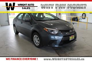 Used 2014 Toyota Corolla CE|AIR CONDITIONING|LOW MILEAGE|61,158 KMS for sale in Cambridge, ON