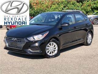 Used 2019 Hyundai Accent 2019 Hyundai Accent - 5 Door Preferred Auto for sale in Toronto, ON