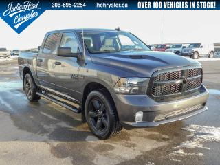New 2019 RAM 1500 Classic Express 4x4 | Bluetooth | HEMI for sale in Indian Head, SK