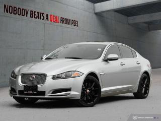 Used 2015 Jaguar XF Luxury for sale in Mississauga, ON