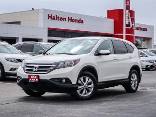 Used 2014 Honda CR-V EX-L for sale in Burlington, ON