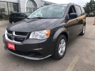 Used 2019 Dodge Grand Caravan SE Plus for sale in Hamilton, ON