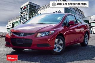 Used 2013 Honda Civic Coupe LX 5MT No Accident| Winter Tires Included for sale in Thornhill, ON