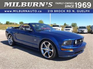 Used 2006 Ford Mustang GT Convertible for sale in Guelph, ON