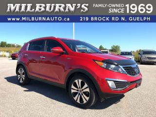 Used 2012 Kia Sportage EX AWD for sale in Guelph, ON