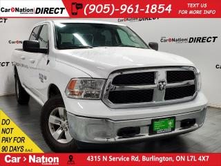 Used 2019 RAM 1500 Classic SLT| 4X4| HEMI| BACK UP CAMERA| for sale in Burlington, ON