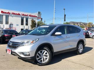 Used 2015 Honda CR-V EX AWD - Sunroof - Rear Camera - Lane Watch for sale in Mississauga, ON